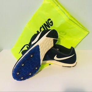 NWT Nike Zoom Rival XC Racing Spikes Running Shoes